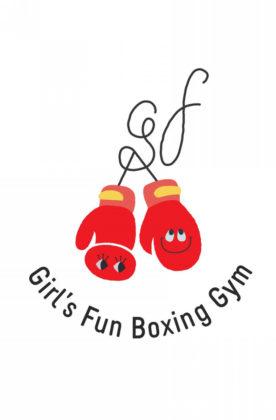 ボクシングジムのロゴ