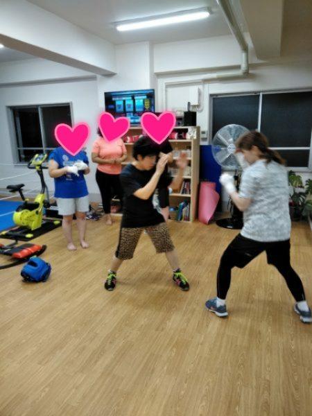 9月28日(金)は「強くなりたい!恵子ちゃんのマスボクシング教室」