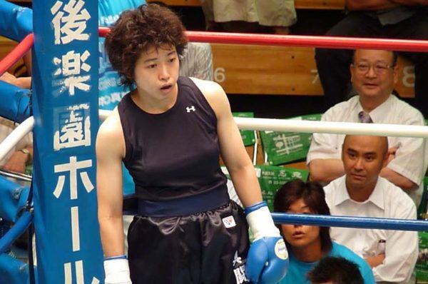 8月1日は恵子ちゃんのマスボクシング