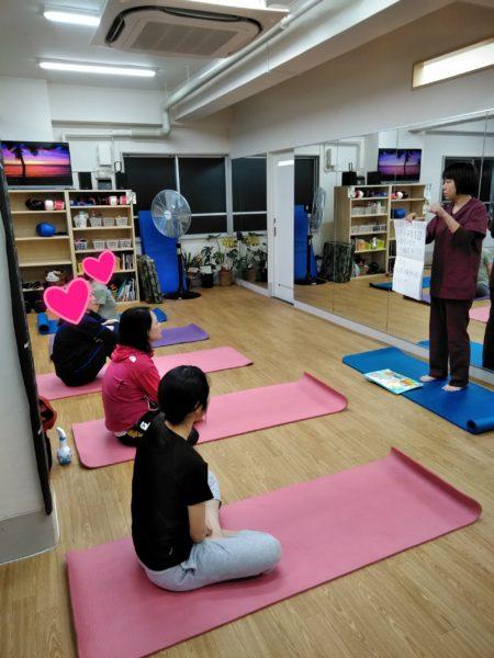 2月22日(金)は純先生の「運動前後のストレッチ」