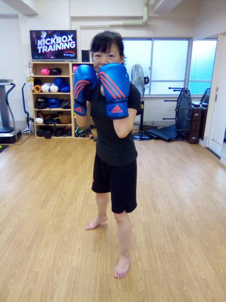 観光の合間にボクシング